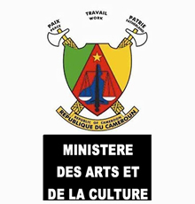 Emblem of the Cameroonian Ministry of Arts and Culture (MINAC): MINAC officially sponsored the launching conferences of the Kiro'o Project in May 2013. It also offers the studio facilities to access the cultural resources of Cameroon in order to include them into our games.