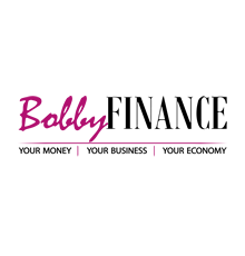 Logo of Bobby Finance: this is a financial literacy blog for young professionals and beginning entrepreneurs.